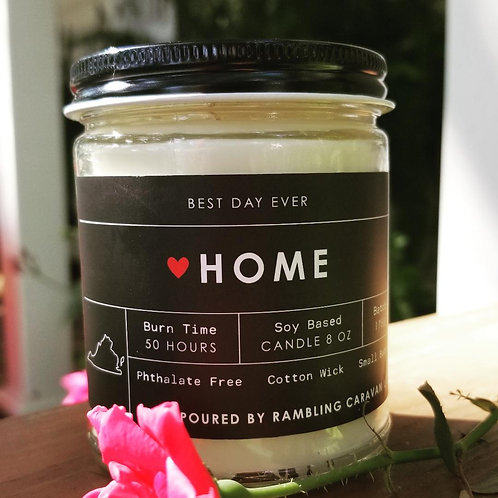 Home (Virginia) Candle
