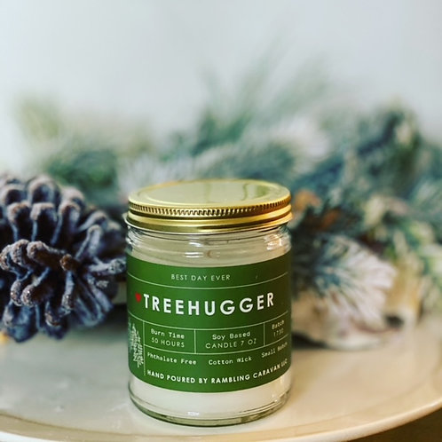 Treehugger Candle