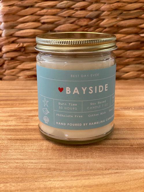 Bayside Candle