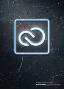 Creative Cloud Glow- Adobe Inc.
