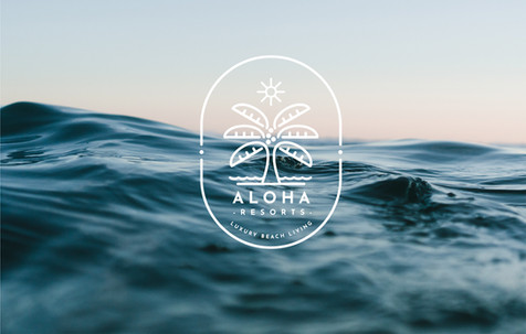 Aloha Resorts - Brand Design