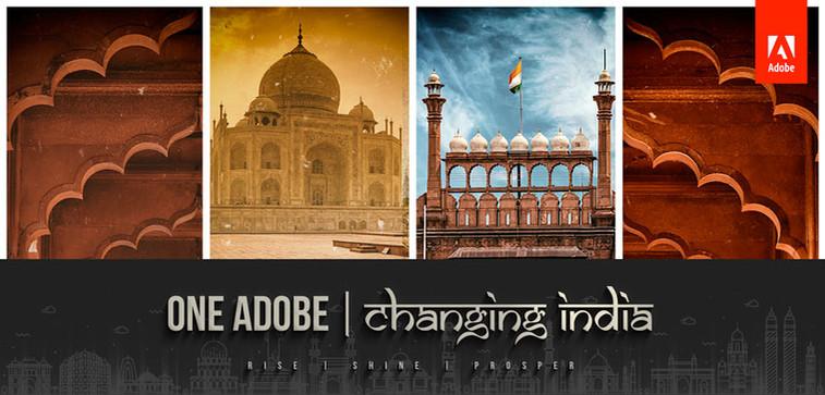 Adobe India Header