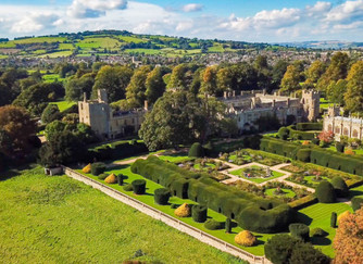 Spring Fair at Sudeley Castle