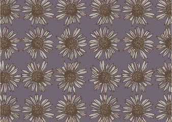 Echinacea Mulbery greeting card