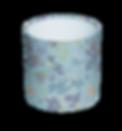 Clematis Sage lampshade