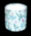 Rose Stems Ivory lampshade