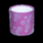 Chrysanthemum Cluster Hot Pink lampshade