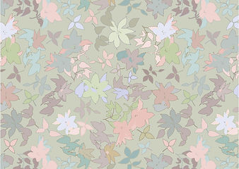 Clemtas Muted greeting card