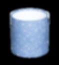 Delicate Blossom Lilac lampshade