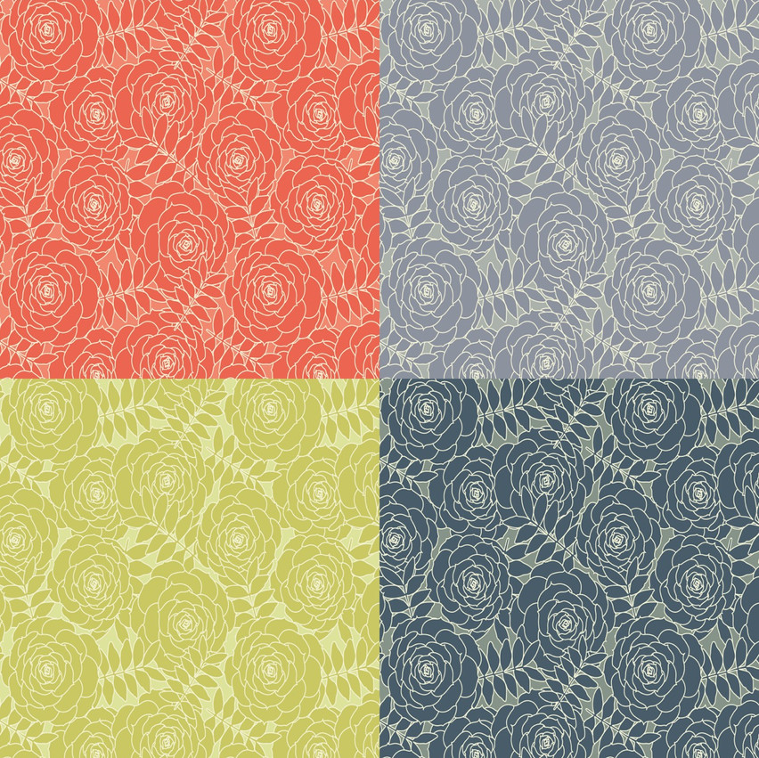 Colourways for Pattern