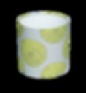 Chrysanthemum Lime lampshade