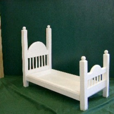 Single Doll Bed