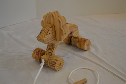 Lion Pull Toy