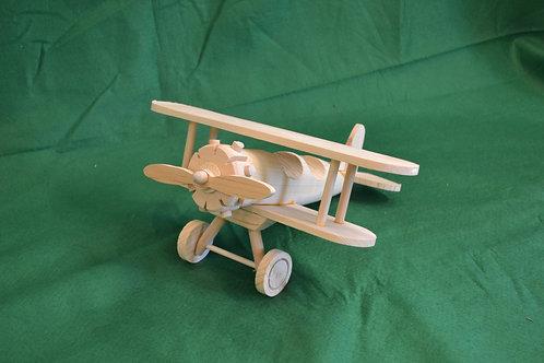 Steerman Biplane