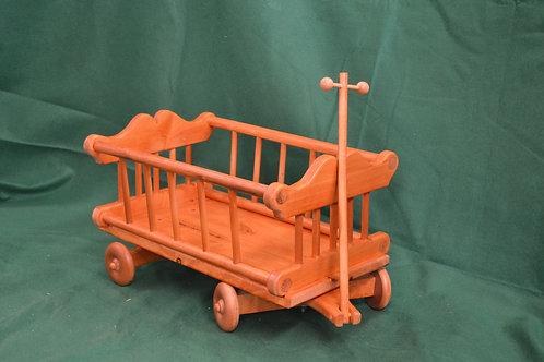 Toy Dog Wagon