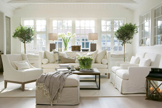 7 Design Hacks  To Turn Your Home Into A Hamptons Paradise