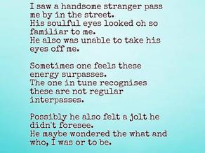 The Handsome Stranger by Zaara