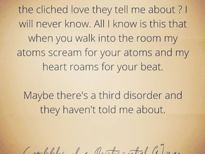 The Third Disorder by Zaara