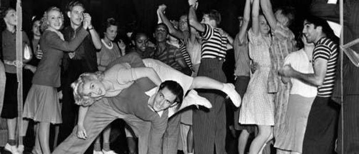Vintage Swing Dancin