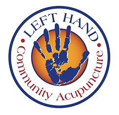 Logo for Left Hand Community Acupuncture