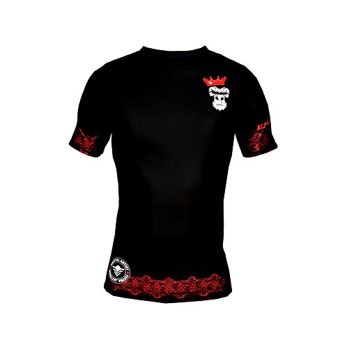 "Rashguard ""Alpha King Special Edition"""