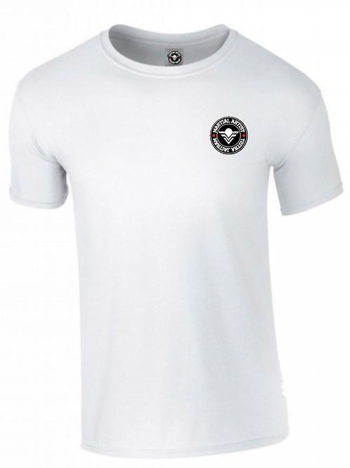 Tee Shirt CLASSIC white