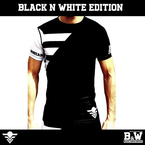 "Rashguard ""Black & White Edition"""
