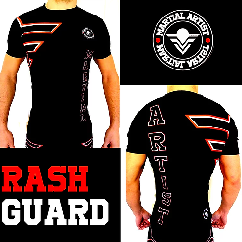 "Rashguard ""Martial Artist Fight Club"""