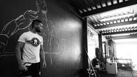 martial artist fightwear sportswear equi