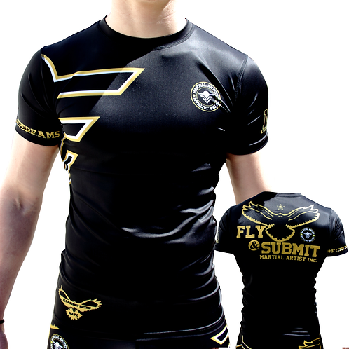 "Rashguard ""Fly & Submit"" Edition"