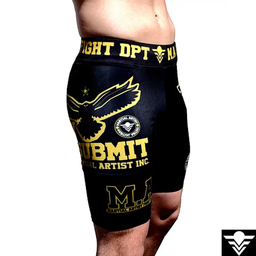 "Fightshort Compression ""Fly & Submit"" Edition"