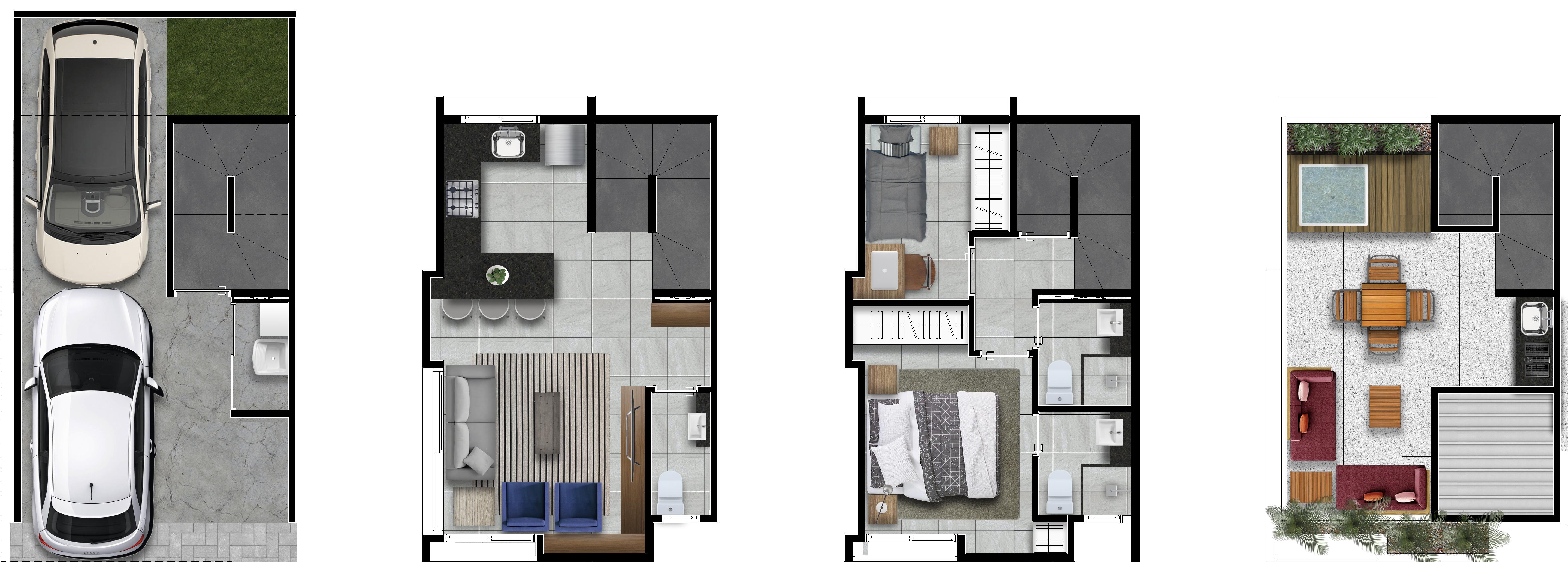 CUBE Barão Casa 1