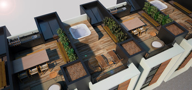 CUBE Itaim - Rooftop