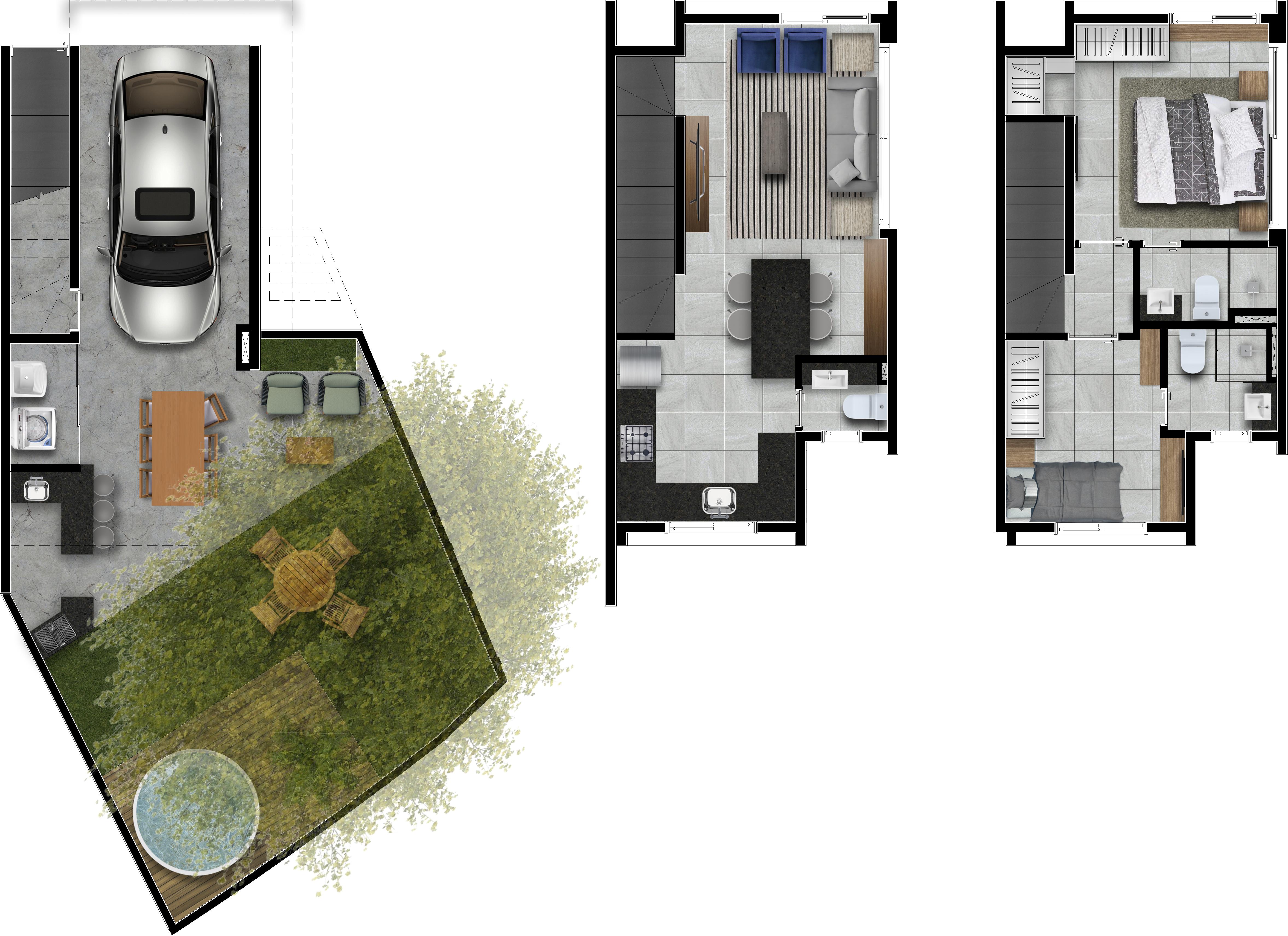 Casa 6 - 140m2