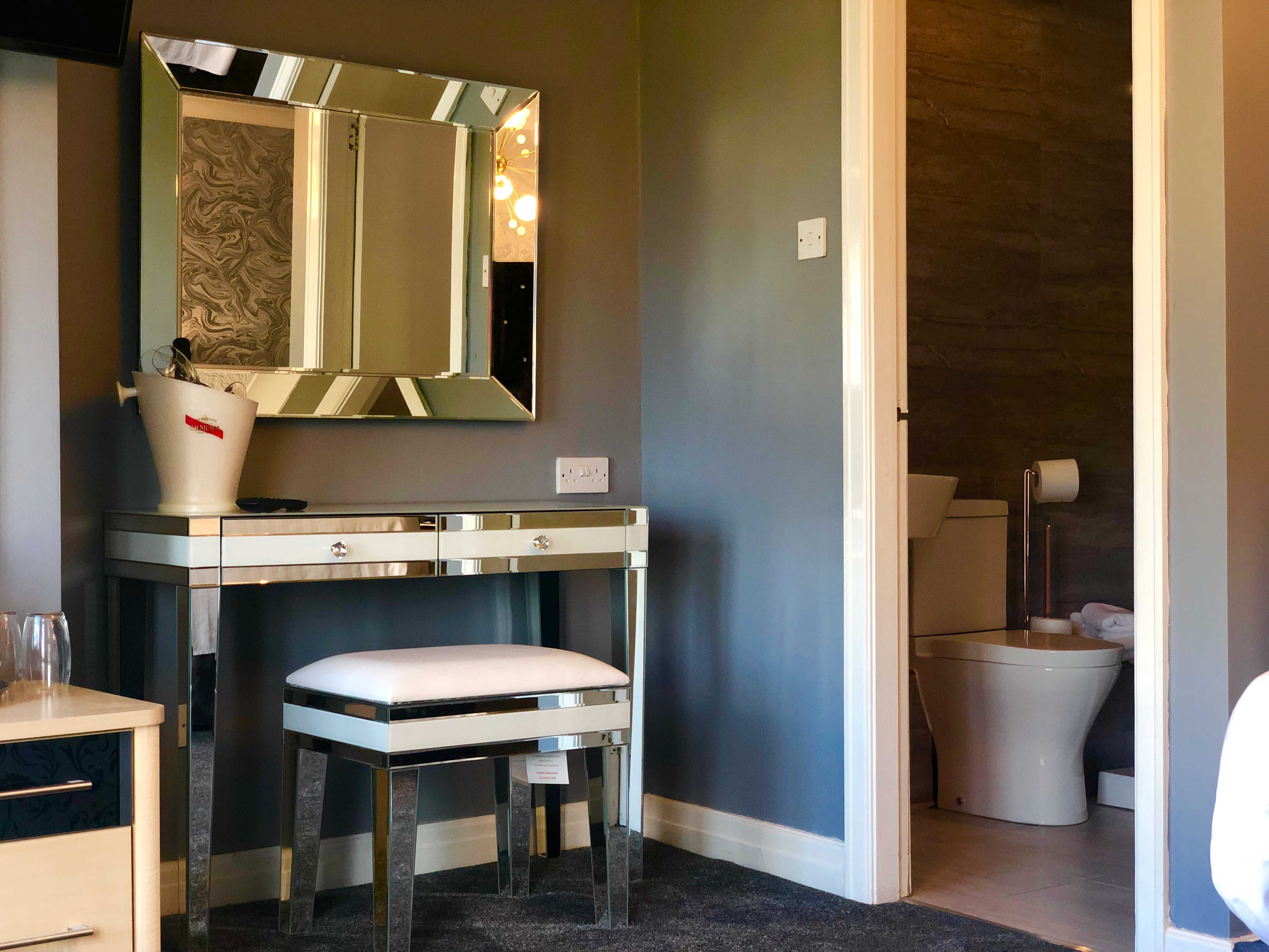 Room One Dressing Table
