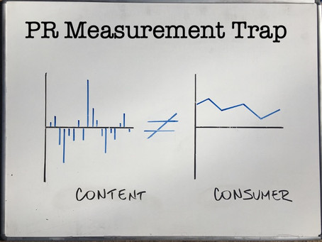 The PR Measurement trap