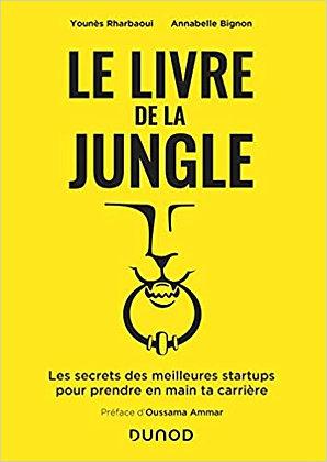 Le livre de la Jungle - Les secrets des meilleures start-ups pour prendre en mai