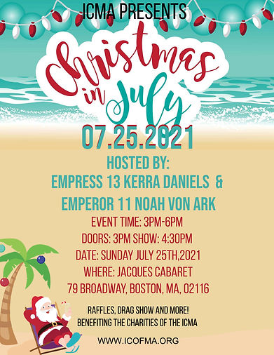 Copy of CHRISTMAS IN JULY PARTY EVENT De