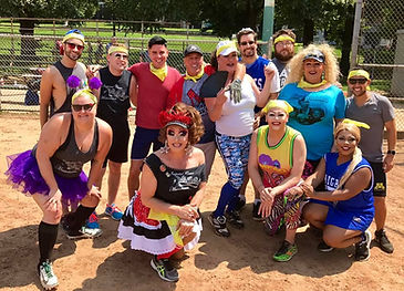Softball in Drag