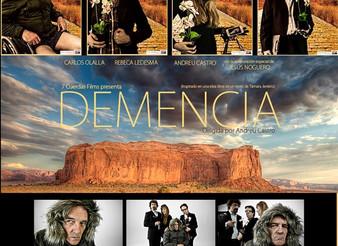"""""""Demencia"""" en el Teatro Alfil"""