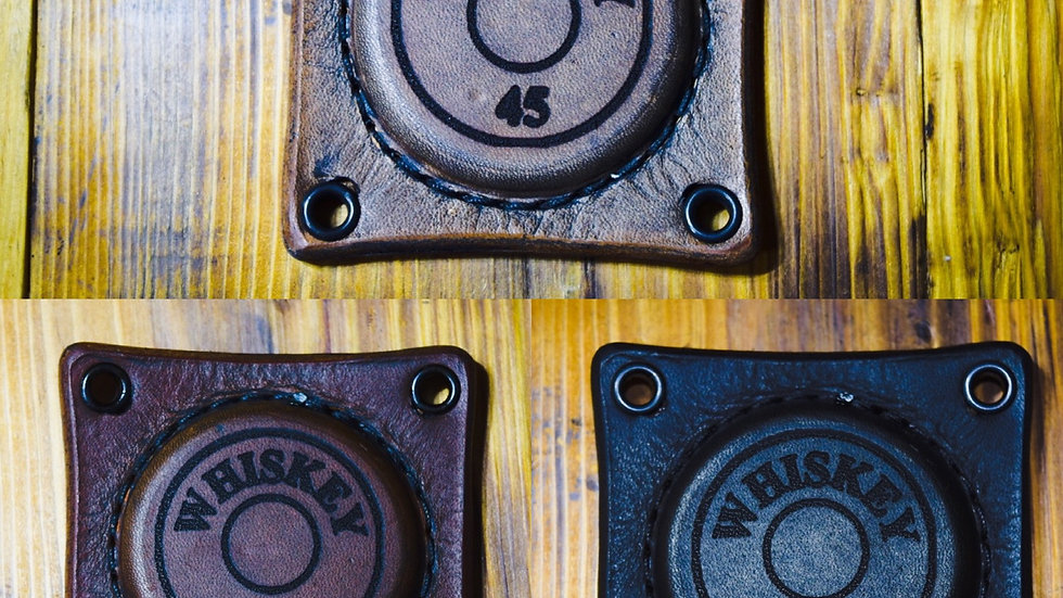 Whiskey 45 Magnetic Puck