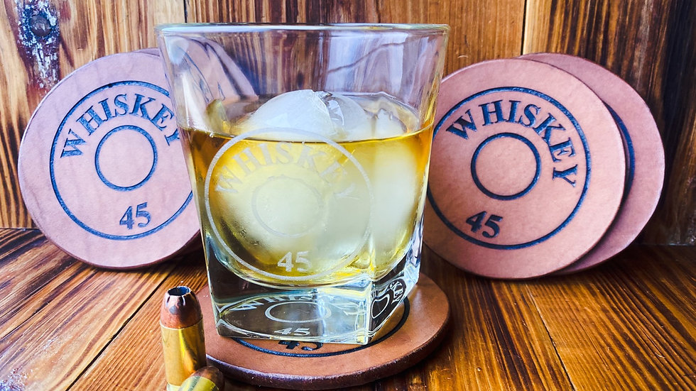 Whiskey 45 Coaster