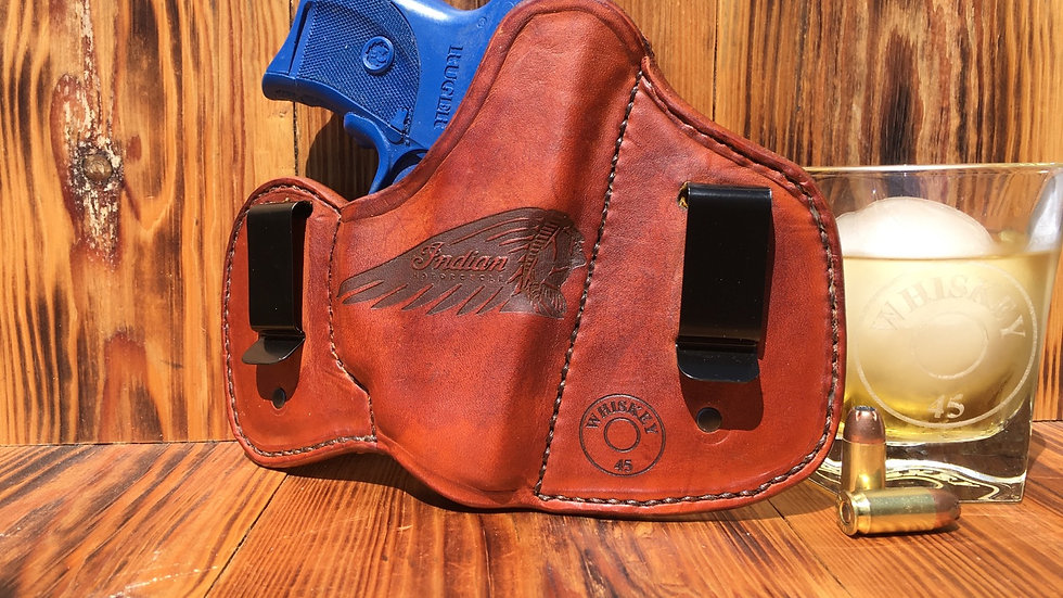 Indian Ruger LC9 IWB Holster