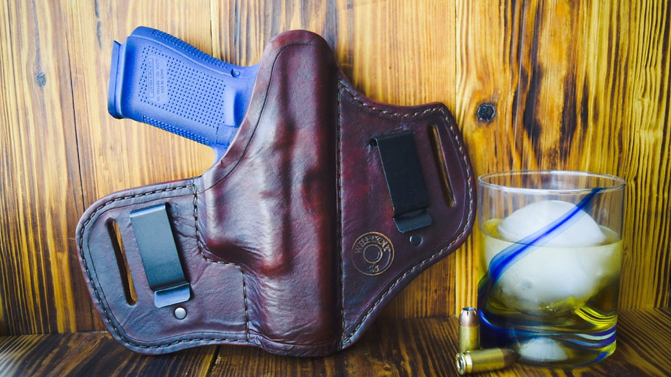 Combination Carry Pancake Holsters