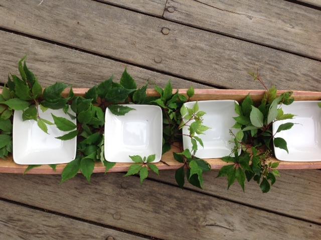 canoa de mesa