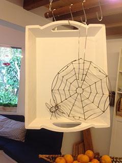 parilla araña