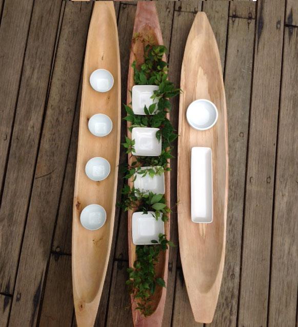 3 canoas
