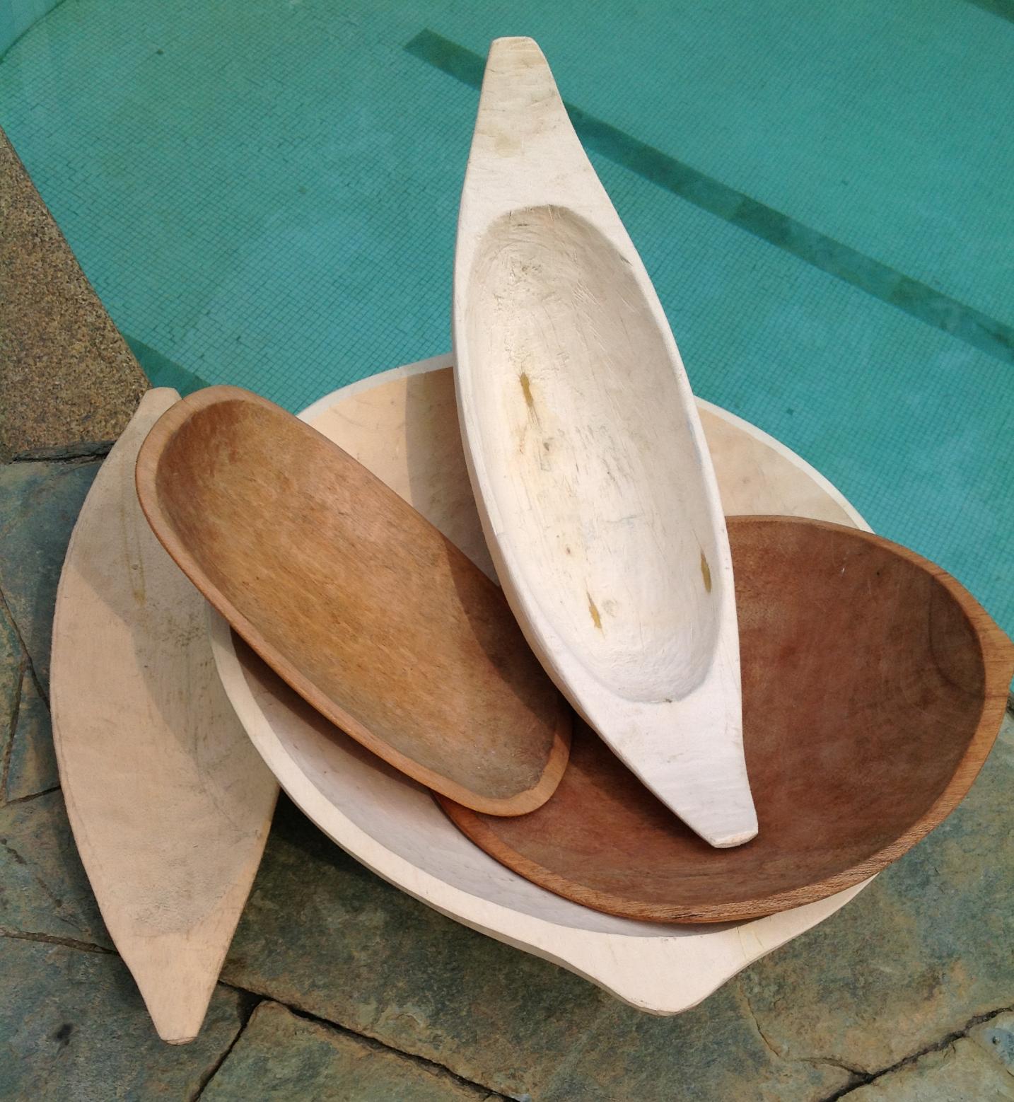 canoas y bateas