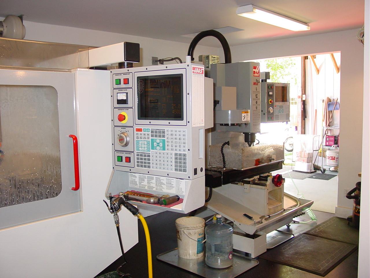 CNC Mill Lab