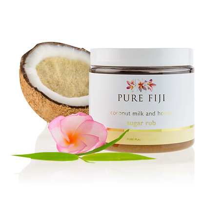 PURE FIJI Sugar Rub  15.5oz Tub